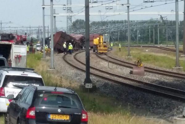 rail en infrastructuur