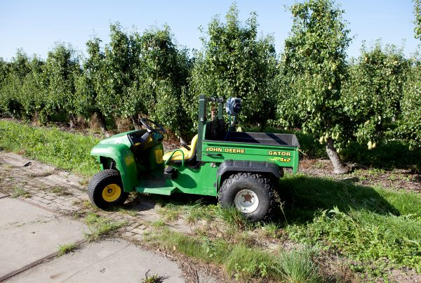werkvoertuigen grasmaaier klein