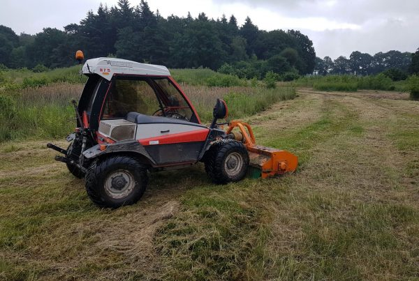 grasmaaier huren utrecht driebergen