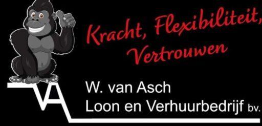 W. van Asch Loon- en Verhuurbedrijf Utrechtse Heuvelrug en omstreken